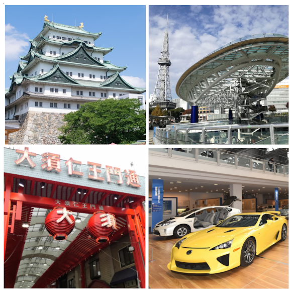 Nagoya Special Tour by Private Car